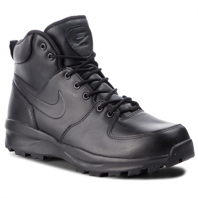Scarpe NIKE Manoa Leather 454350 003 BlackBlackBlack