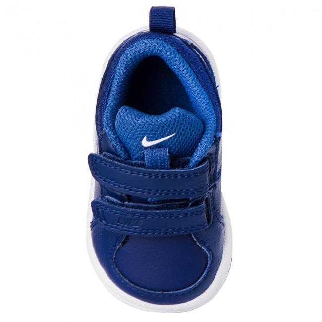 409 Blue Nike A Deep Scarpe Bambino Pico Royal Basse Strappi 4tdv454501 white Yybvg76f
