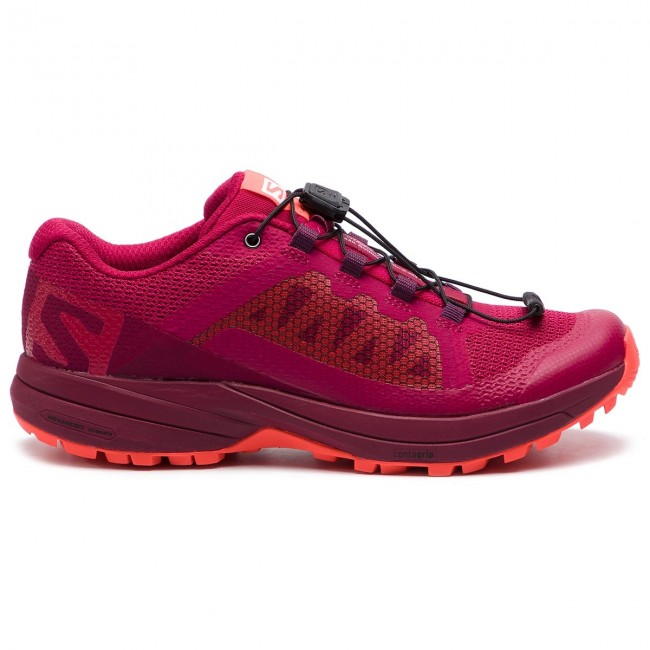 Sportive Red Trail Coral Xa 406706 Elevate Scarpe fiery Donna W 20 Cerise Running Salomon V0 beet Ibfym6vY7g