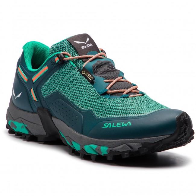 Scarpe da trekking SALEWA Speed Beat Gtx GORE TEX 61339 8631 Shaded SpruceFluo Coral