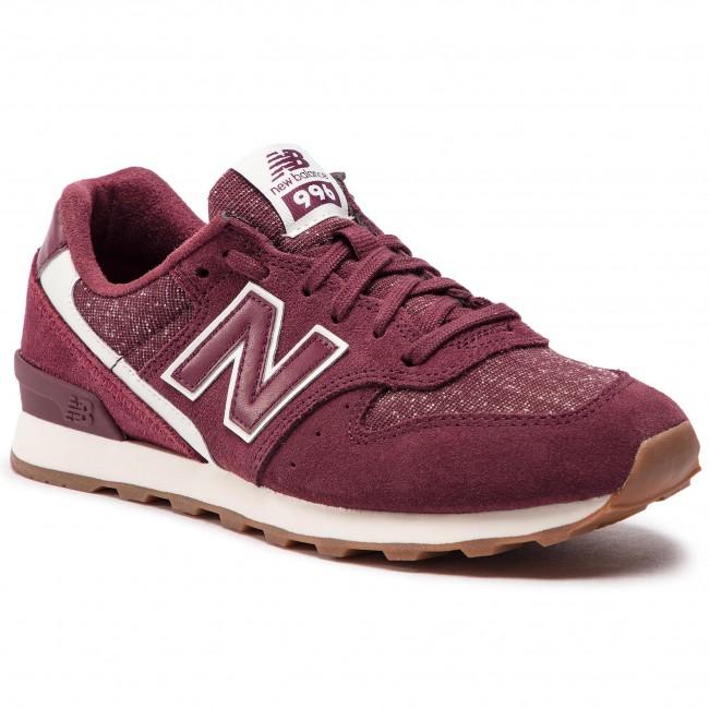 scarpe new balance donna bordeaux