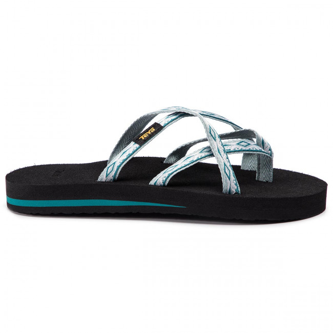 Infradito TEVA - Olowahu 6840 Sari Ribbon Gray Mist - Infradito - Ciabatte e sandali - Donna