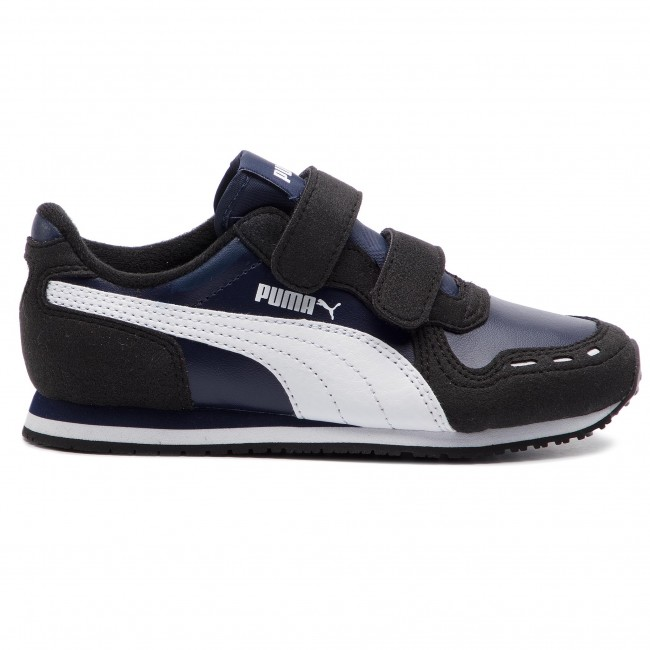 Sneakers PUMA Cabana Racer Sl V Ps 360732 75 PeacoatPuma Black