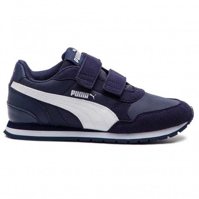 Sneakers PUMA St Runner V2 Nl V Ps 365294 09 PeacoatPuma White