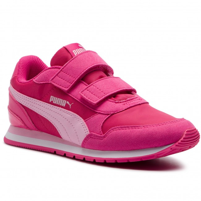 Sneakers PUMA - St Runner V2 Nl V Ps 365294 12 Fuchsia Purple/Pale Pink