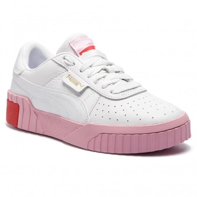 Sneakers PUMA Cali Wn's 369155 02 Puma WhitePele Pink