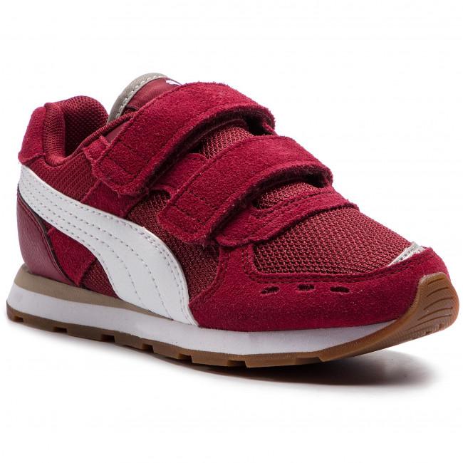 Sneakers PUMA Vista V Ps 369540 03 CordovanPuma White