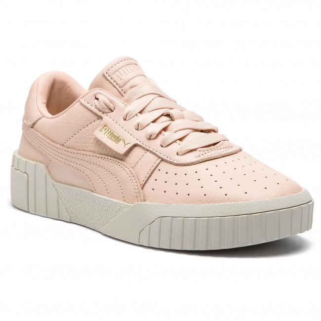 Sneakers PUMA Cali Emboss Wn's 369734 01 Cream TanCream Tan