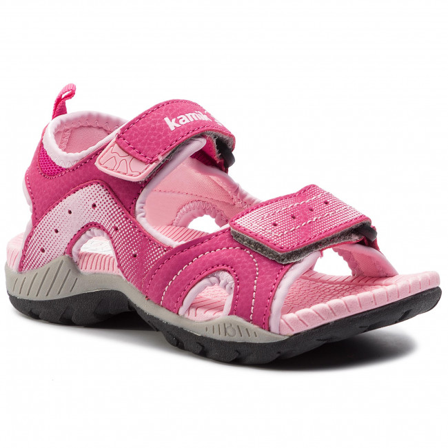 Hk4129 Bambina Sandali Bambino Ciabatte Kamik E Pink rose Dune 5A3q4jLR