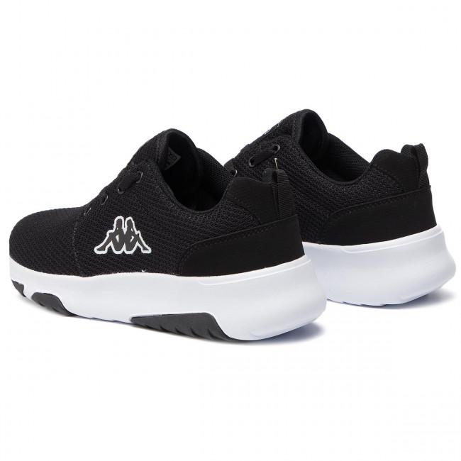 Sneakers KAPPA Sash 242706 BlackWhite 1110