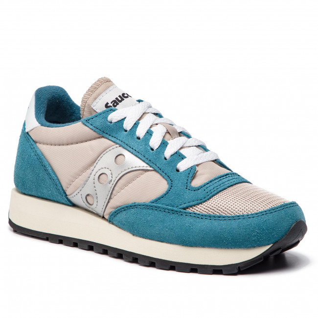 the latest 9a8b0 85764 Sneakers SAUCONY - Jazz Original Vintage S60368-67 Blu/Tan/Sil