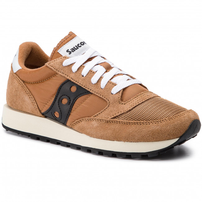 new concept 65d17 4d759 Sneakers SAUCONY - Jazz Original Vintage S70368-47 Brown/Black