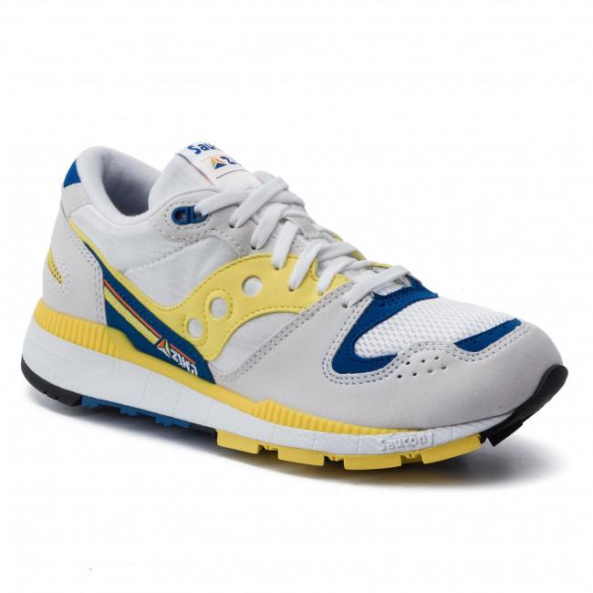 Sneakers SAUCONY - Azura S70437-1 White/Yellow/Blue