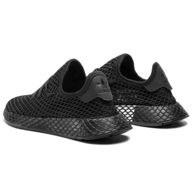 Scarpe adidas - Deerupt Runner J B41877 Cblack/Cblack/Ftwwht