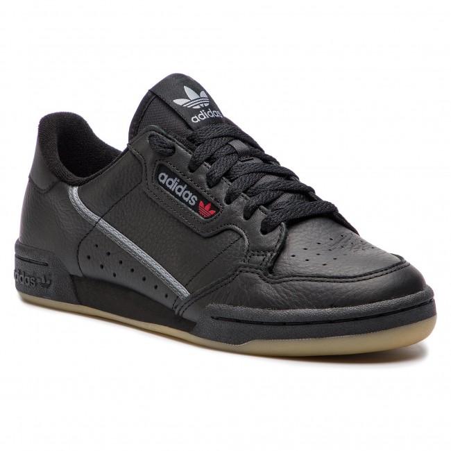 Scarpe adidas - Continental 80 BD7797 Cblack/Grethr/Gum3