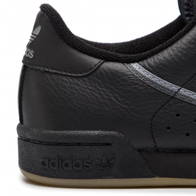 Uomo 80 gum3 Scarpe grethr Continental Cblack Adidas Basse Bd7797 Sneakers ukZiXP