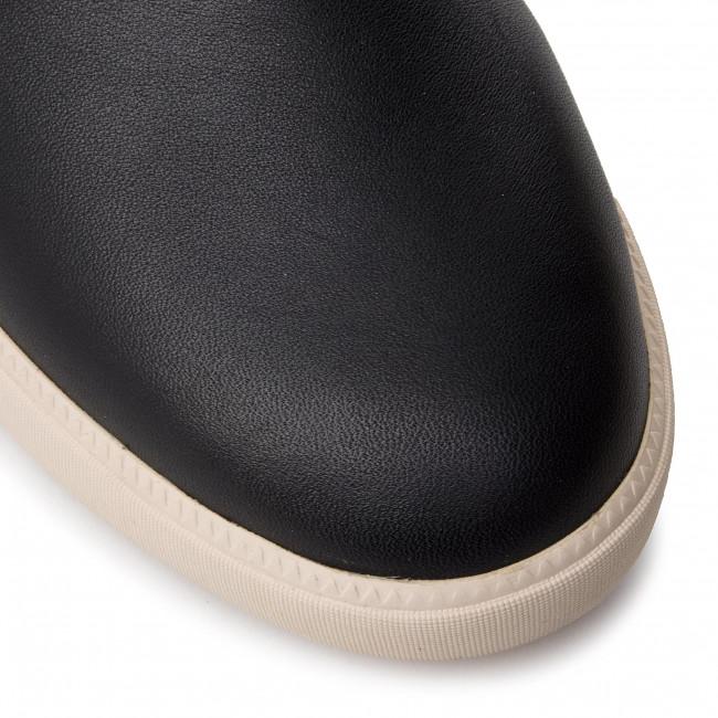 Scarpe basse CLAE - Ellington CLA01246 Black Milled Leather - Da giorno - Scarpe basse - Uomo