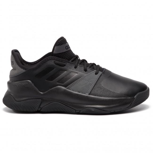 Scarpe adidas Streetflow F36621 CblackCblackGrefiv