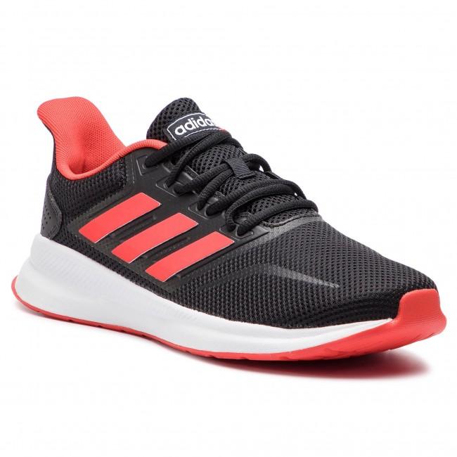 Adidas Adidas Scarpe G28910 Cblackactredcblack Scarpe Runfalcon Runfalcon G28910 Zn0Pk8wNXO