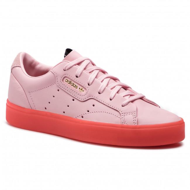 Scarpe adidas Sleek W BD7475 DivaDivaRed