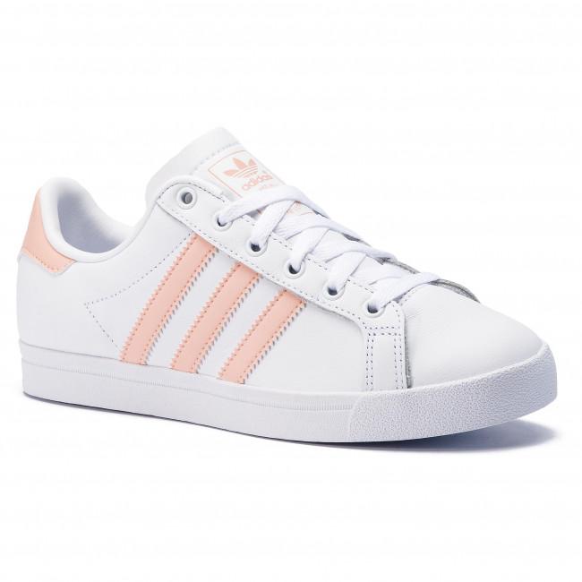 84c41c90c9a636 Scarpe adidas - Coast Star W EE8910 Ftwwht/Vappnk/Ftwwht - Sneakers - Scarpe  basse - Donna - escarpe.it