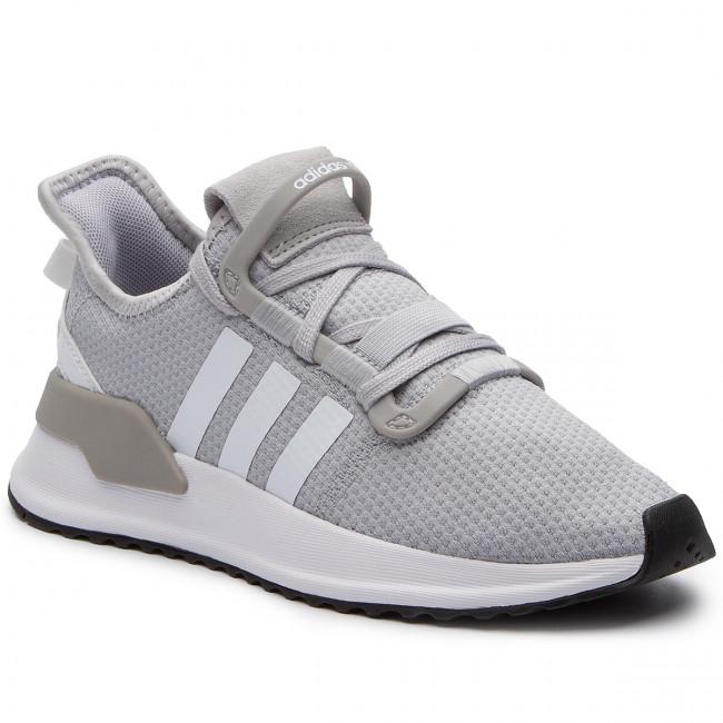 Scarpe adidas - U Path Run W G27645 Lgsogr/Ftwwht/Cblack