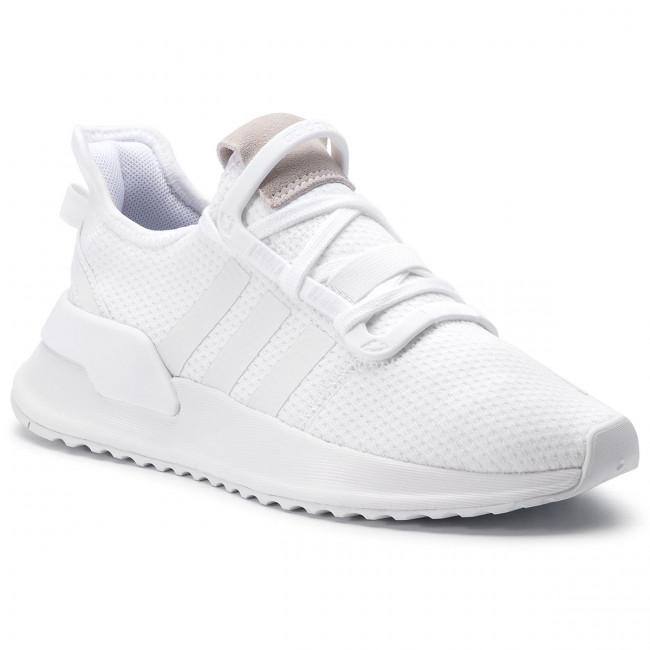 Scarpe adidas - U Path Run J G28109 Ftwwht/Ftwwht/Ftwwht