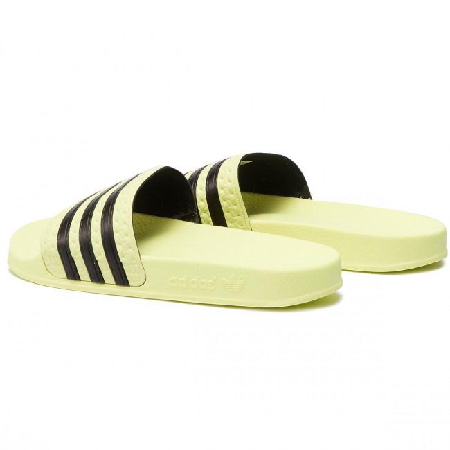 Ciabatte adidas - adilette W CM8494 Iceyel/Iceyel/Cblack - Ciabatte da giorno - Ciabatte - Ciabatte e sandali - Donna