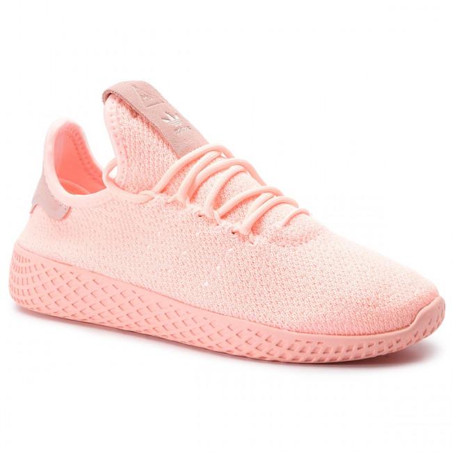 Scarpe adidas - Pw Tennis Hu W D96551 Cleora/Clowhi/Cblack