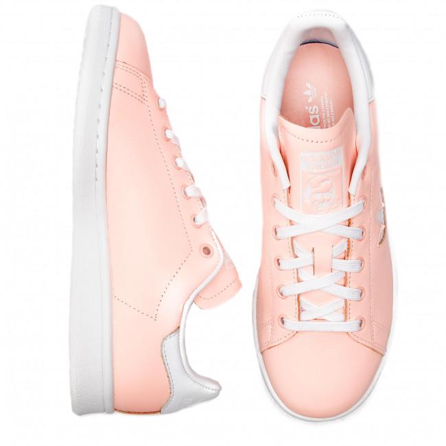 Scarpe adidas - Stan Smith W F34308 Cleora/Ftwwht/Cleora - Sneakers - Scarpe basse - Donna