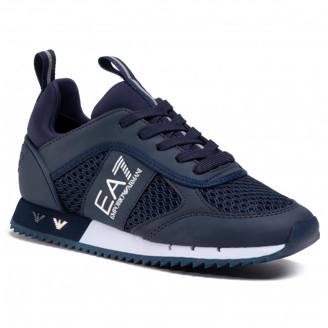 Sneakers EA7 EMPORIO ARMANI - X8X027 XK050 D813 Navy/White