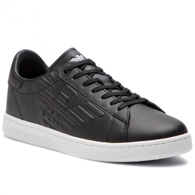 Sneakers EA7 EMPORIO ARMANI - X8X001 XCC51 00002 Black