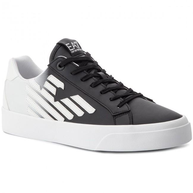 9dcf376f80 Sneakers EA7 EMPORIO ARMANI - X8X037 XK067 A120 Black/White