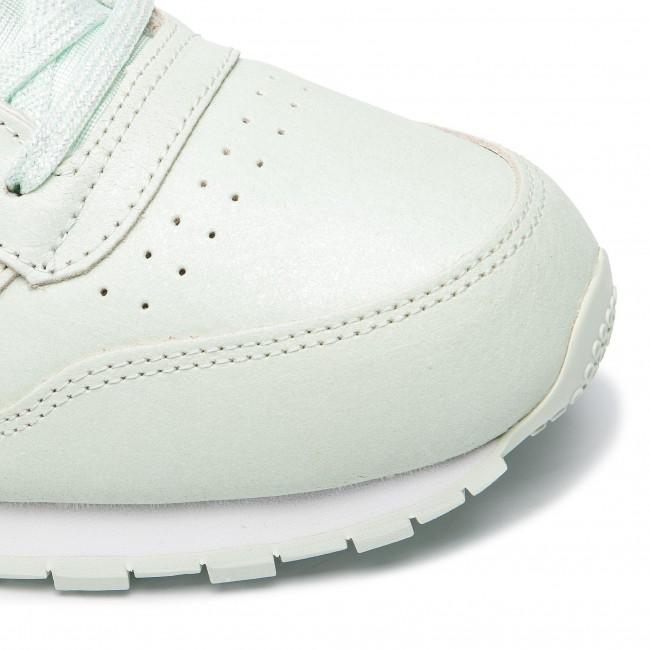 Scarpe Reebok - Classic Leather DV4448 Storm Glow/White - Sneakers - Scarpe basse - Donna