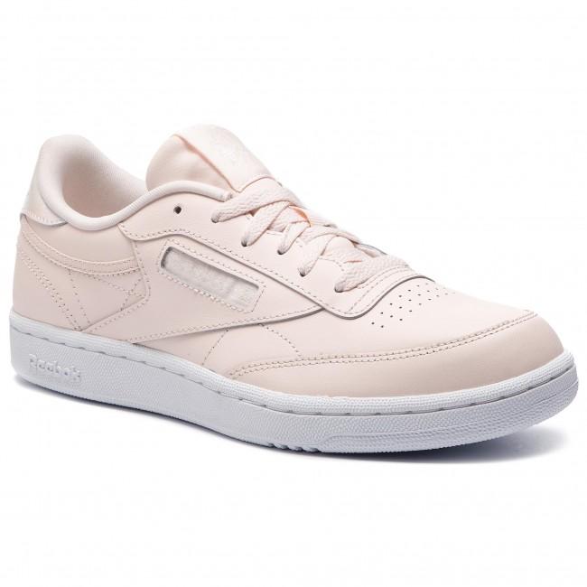 Donna Reebok Scarpe Sneakers Basse Dv4527 white Pink Club C Pale pVUzqMS