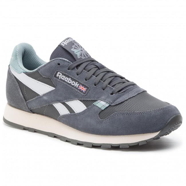 a5fa434fb0 Scarpe Reebok - Cl Leather Mu CN7179 True Grey/Teal Fog/Stucco