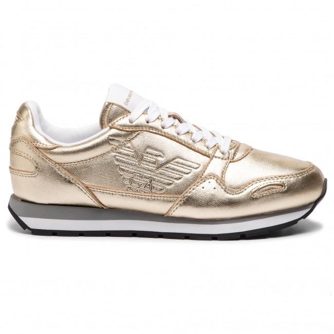 Sneakers Emporio X3x058 Scarpe Armani Polaris Xf278 00558 Donna Basse PiOZXTku