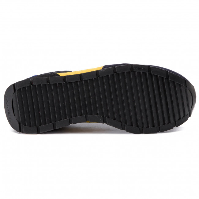 black Scarpe Xl200 A591 Emporio X4x215 Uomo Armani Navy Sneakers Basse DeW29IEYH