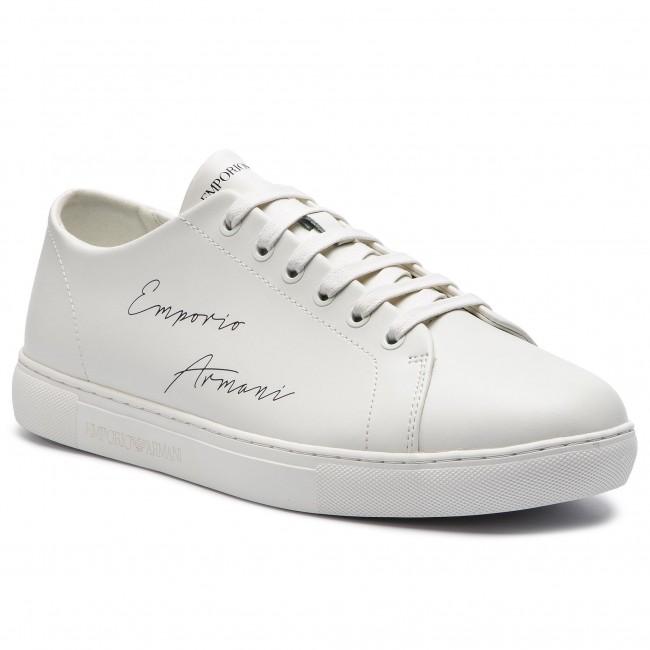Sneakers EMPORIO ARMANI X4X261 XF332 00152 Optical White
