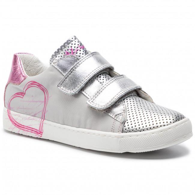 Sneakers NATURINO 0012013679.02.1Q19 ArgentoRosa