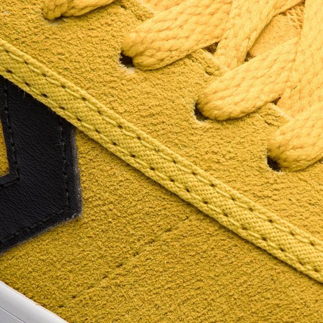 Sneakers CONVERSE Courtland Ox 162593C Vivid SulfurWhiteBlack