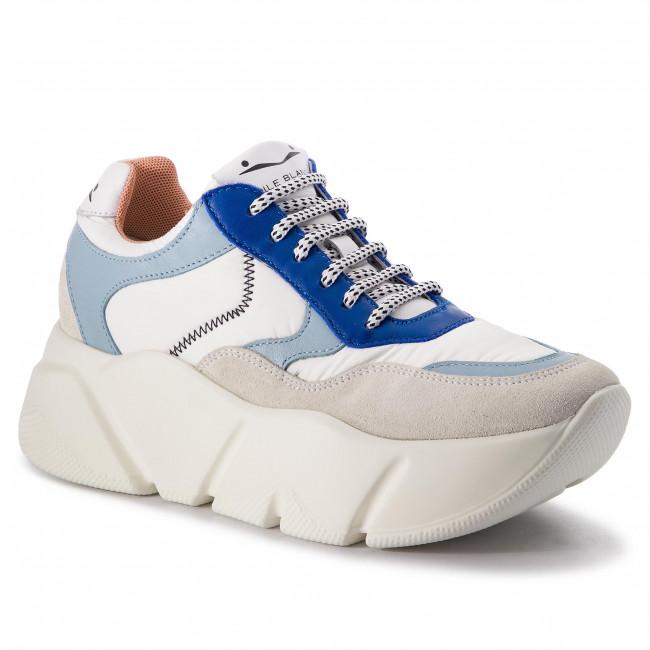 Voile Blanche Basse Creep Bianco 01 Donna Sneakers 1n22 0012013787 Scarpe celeste QohrBdtsCx