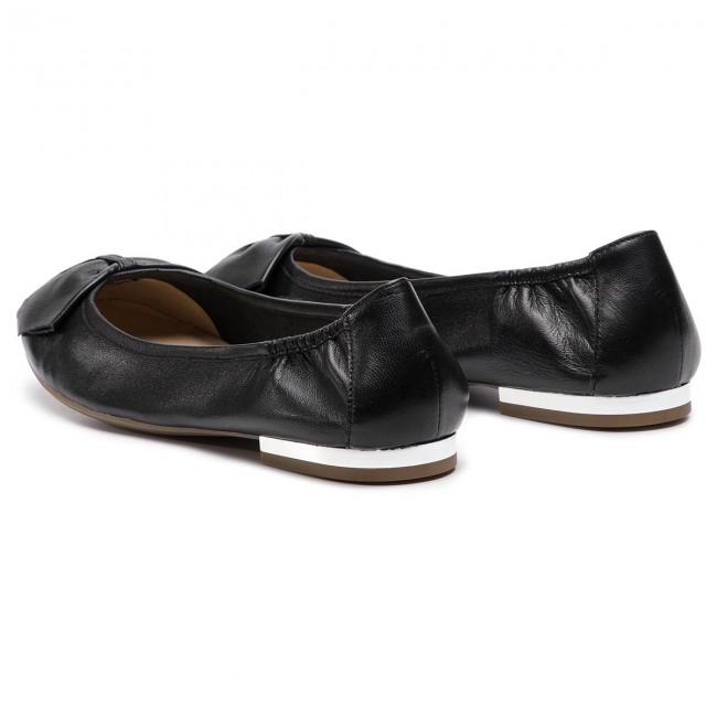 Ballerine CAPRICE 9 22100 22 Black Nappa 022