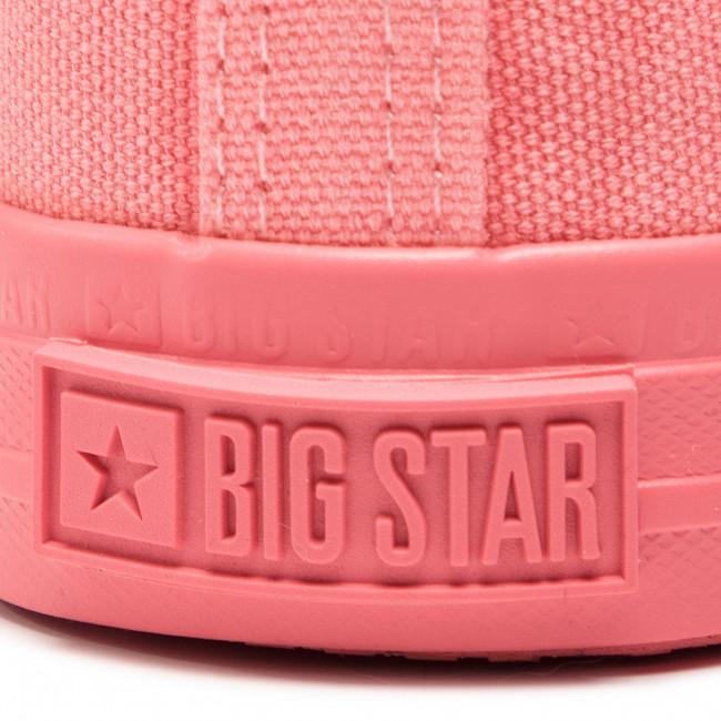 Scarpe Sportive Big Star - Dd274444 Red Da Ginnastica Basse LVofx