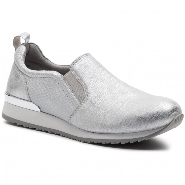 Sneakers CAPRICE 9 24600 22 Silver Comb 943