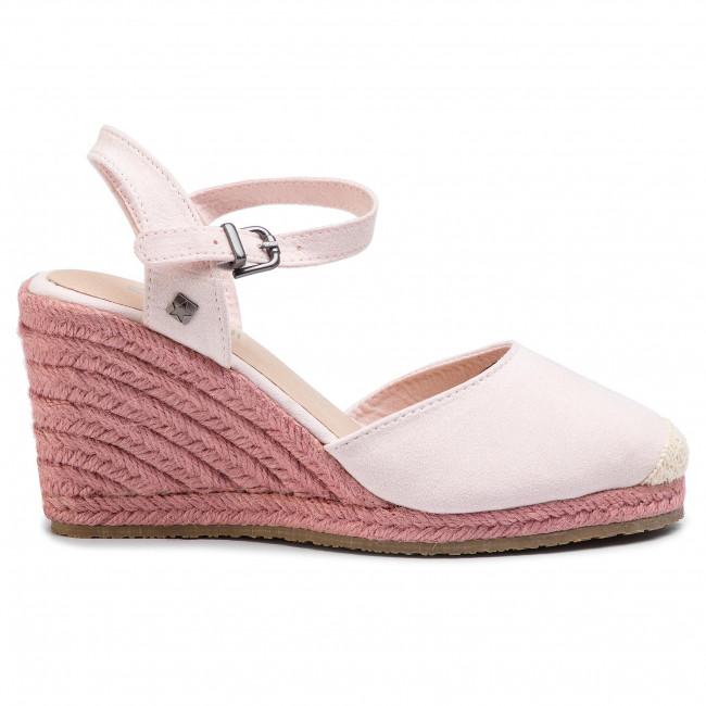 Espadrillas BIG STAR - DD274A168  Pink - Espadrillas - Ciabatte e sandali - Donna