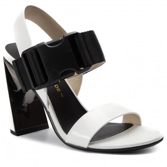 Sandali UNITED NUDE - Molten Sandal Hi 1043804119 White