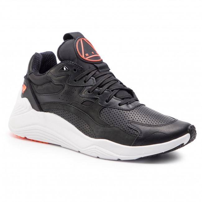 Sneakers MCQ ALEXANDER MCQUEEN - Daku 544903 R2562 1005 Black/Orange