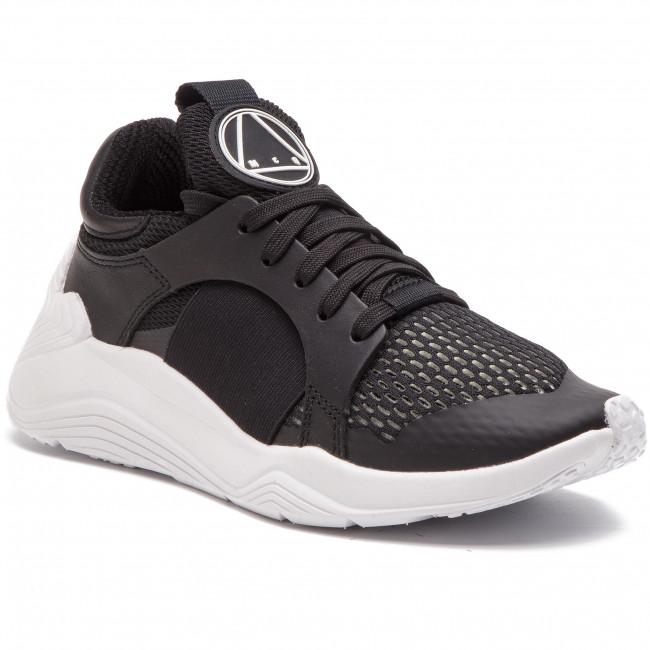 Sneakers MCQ ALEXANDER MCQUEEN - Gishiki Low 544904 R2561 1006 Black White