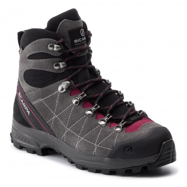 a51e1777359715 Scarpe da trekking SCARPA - R-evolution Gtx Wmn GORE-TEX 60267-202 Ttianium/ Cherry - Scarpe da trekking e scarponcini - Stivali e altri - Donna -  escarpe.it